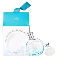 Hermès Eau Des Merveilles Bleue Eau de Toilette Set Limited