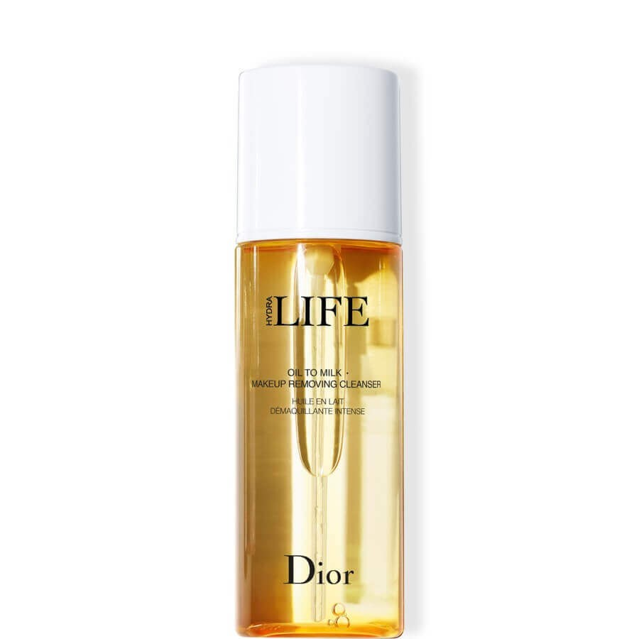 DIOR - Hydra Life Oil to Milk -/n Makeup Removing Cleanser -
