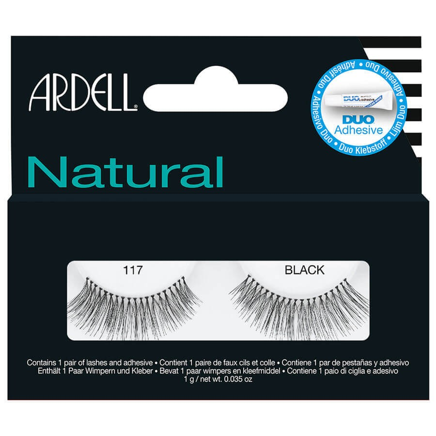 Ardell - Natural Glamour Lashes 117 -