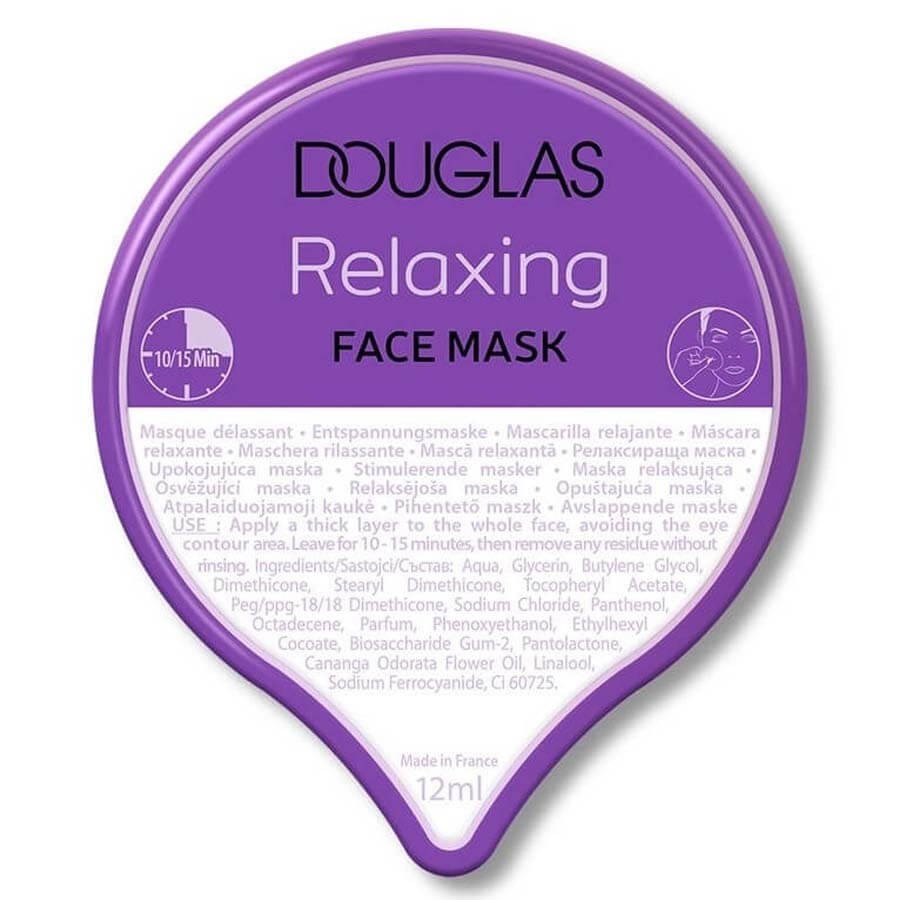 Douglas Collection - Relaxing Capsule Mask -