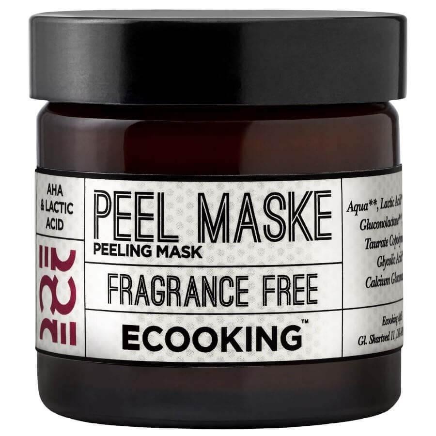 Ecooking - Peeling Mask -