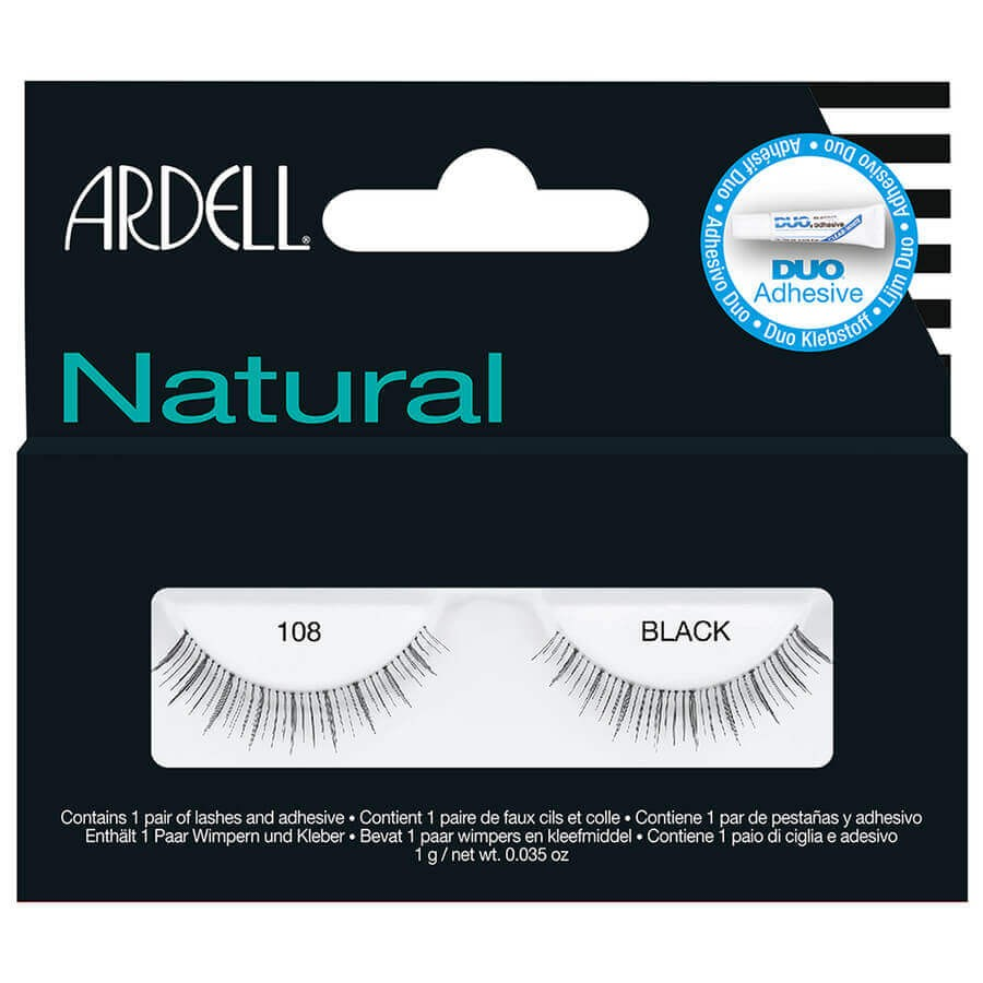 Ardell - Natural Glamour Lashes Demi 108 -