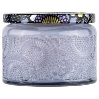 VOLUSPA Apple Blue Clover Petite Jar Candle