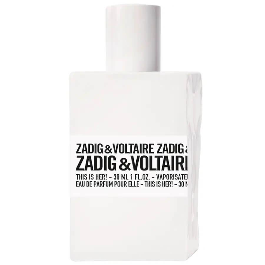 Zadig & Voltaire - This Is Her Eau de Parfum - 30 ml