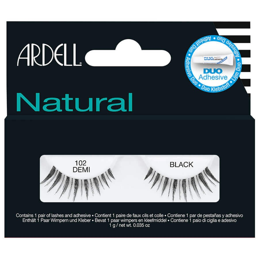 Ardell - Natural Glamour Lashes Demi 102 -