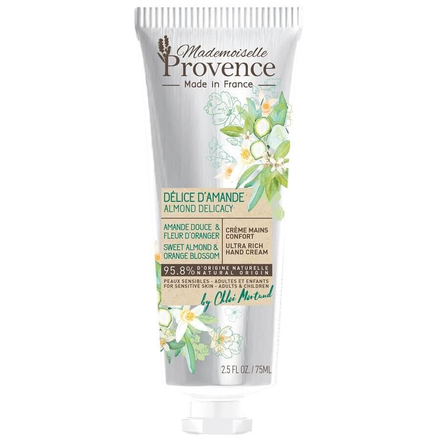 Mademoiselle Provence - Almond & Orange Blossom Ultra Rich Hand Creaml -