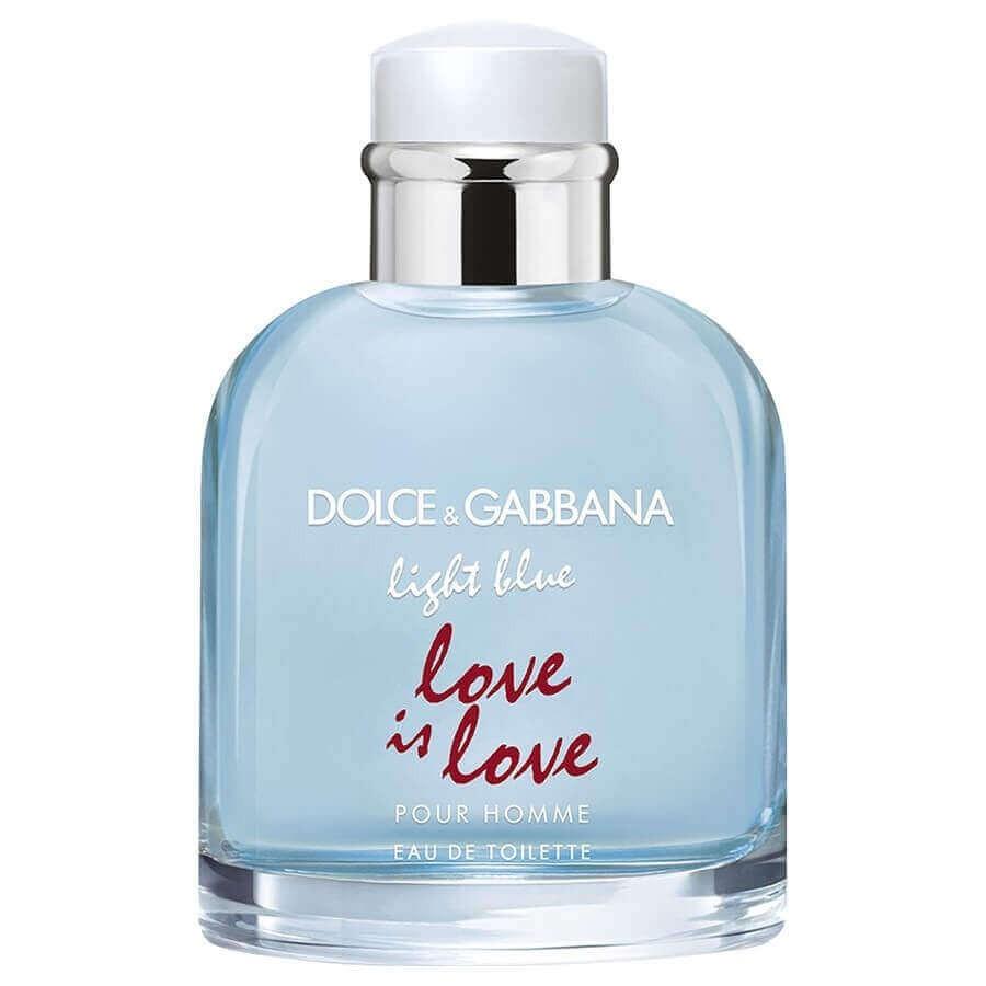 Dolce&Gabbana - Light Blue Pour Homme Love is Love Eau de Toilette - 75 ml