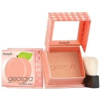 Benefit Cosmetics Georgia 2.0 Golden Peach Blush