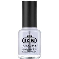LCN Nail Care Easy White