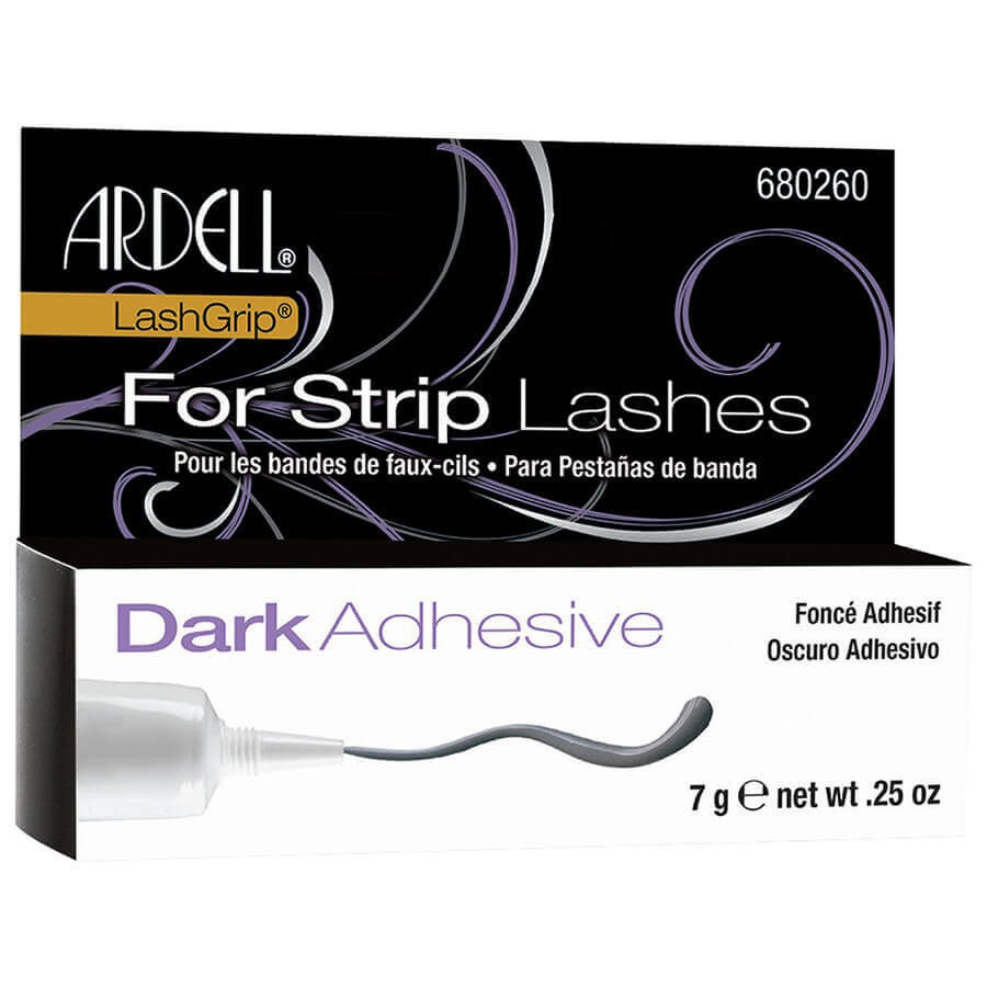 Ardell - LashGrip For Strip Lashes Dark Adhesive -