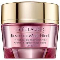 Estée Lauder Resilience Multi-Effect Tri-Peptide Face And Neck Creme Normal/Combination Skin SPF 15