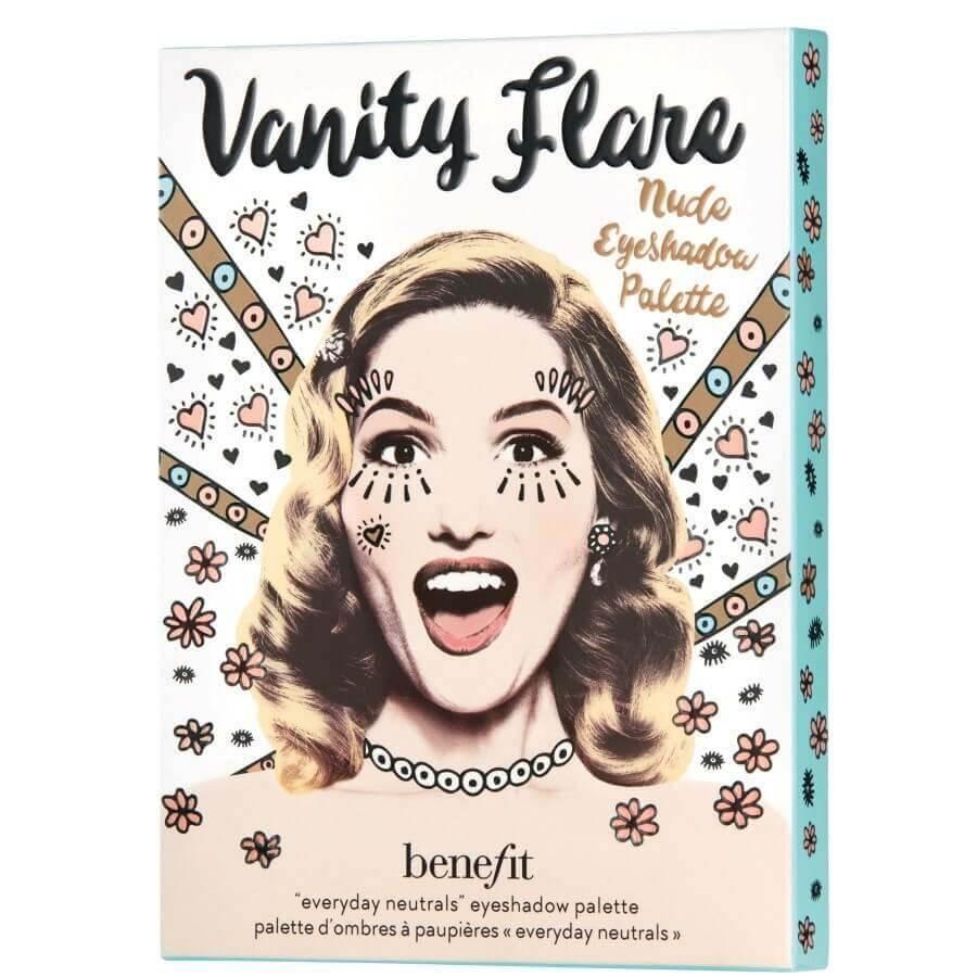 Benefit Cosmetics - Vanity Flair Nude Eye Palette -