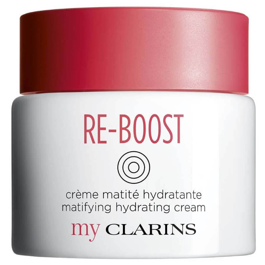 Clarins - My Clarins RE-BOOST Matifying Hydrating Cream -