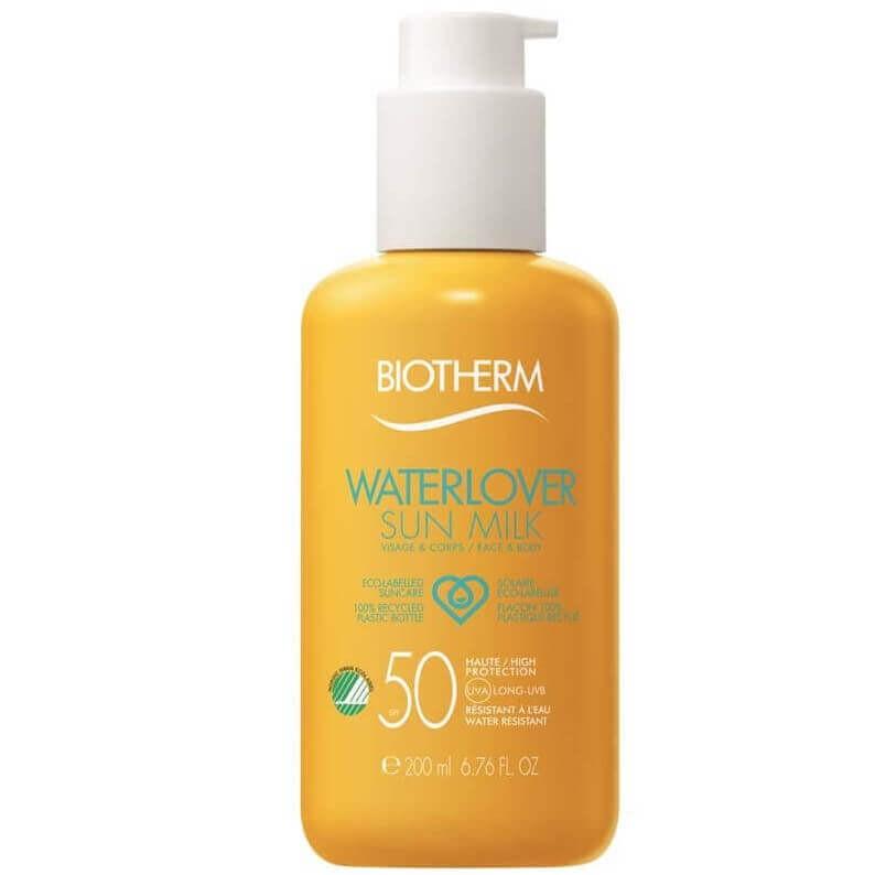 Biotherm - Waterlover Sun Milk SPF50 -