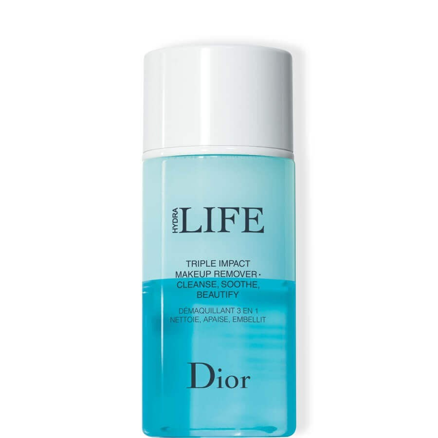 DIOR - Hydra Life Triple Impact Makeup Remover - Cleanse, Soothe, Beautify -
