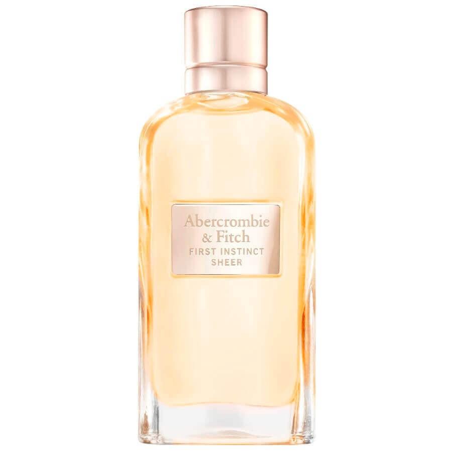 Abercrombie & Fitch - Sheer Women Eau de Parfum - 100 ml