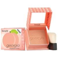 Benefit Cosmetics Georgia 2.0 Golden Peach Blush Mini