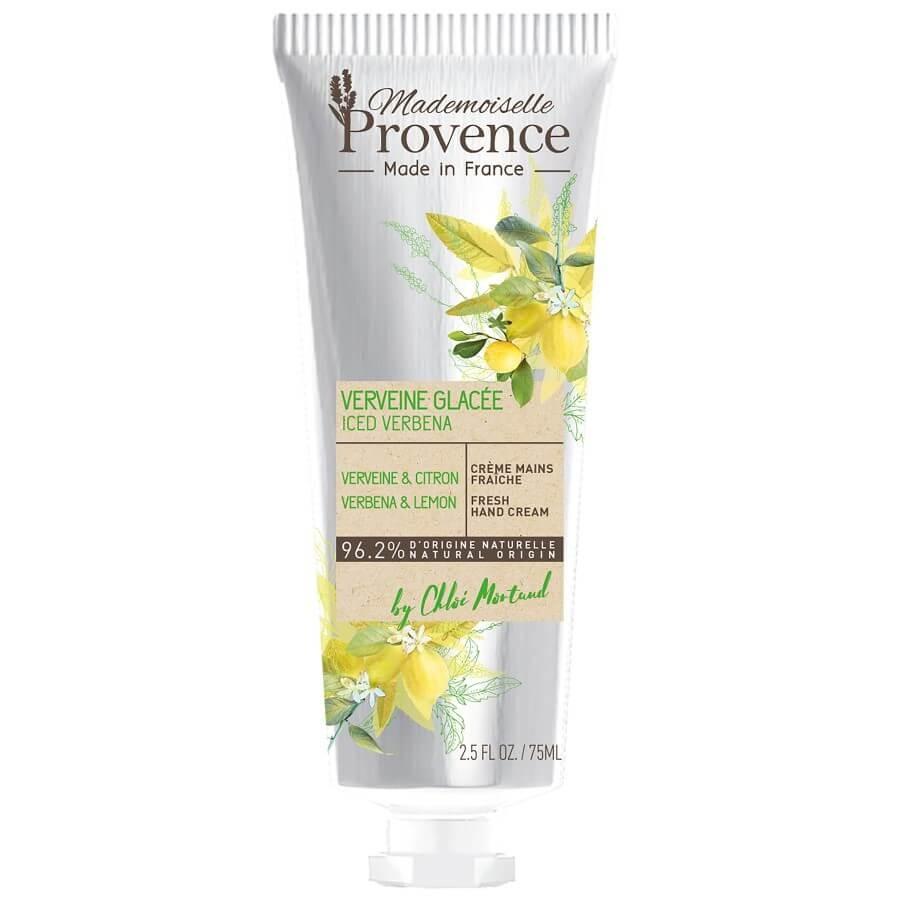 Mademoiselle Provence - Verbena & Lemon Fresh Hand Cream -