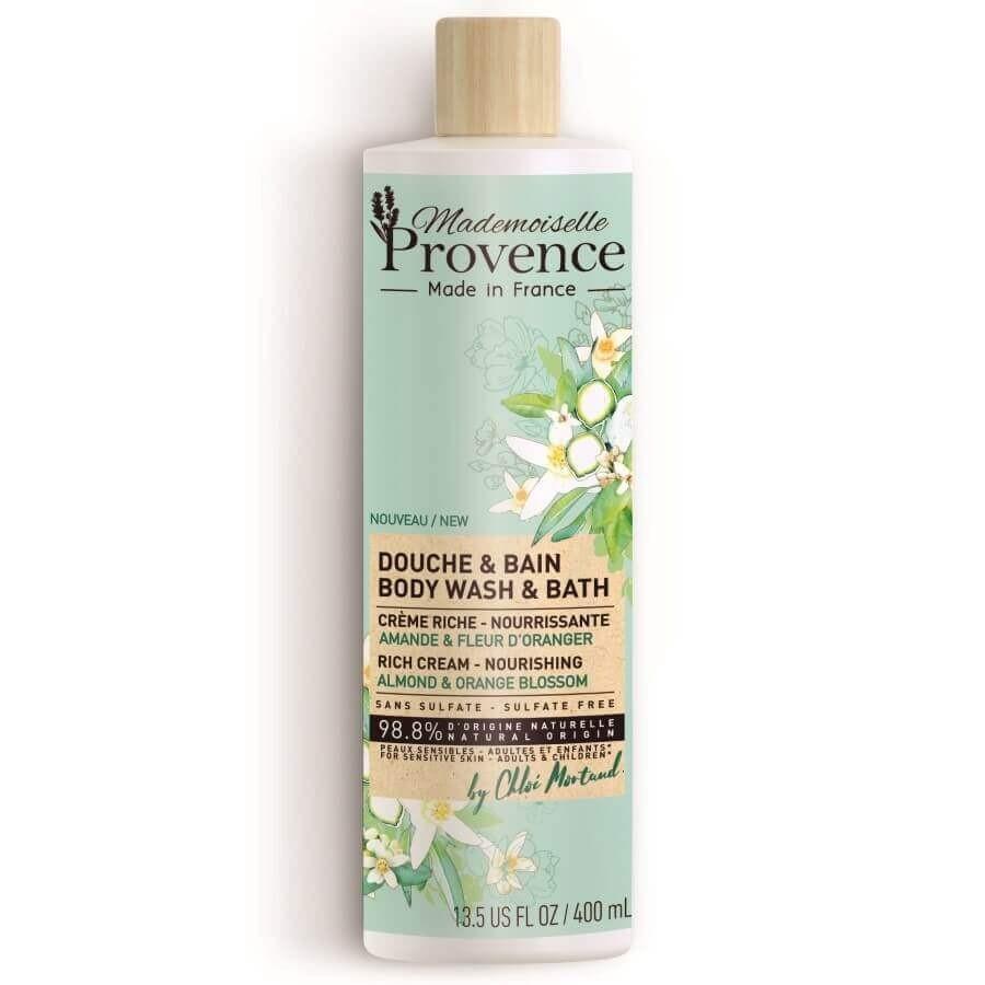 Mademoiselle Provence - Almond & Orange Blossom Body Wash & Bath -