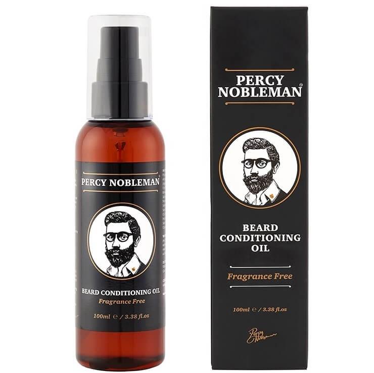 Percy Nobleman - Beard Oil Original -