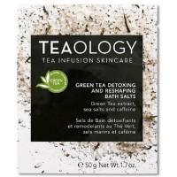 Teaology Green Tea Detoxing and Reshaping Bath Salts