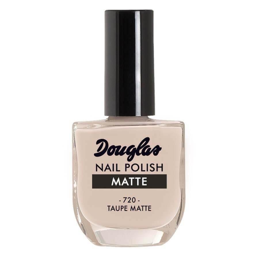 Douglas Collection - Nail Polish Matte Effect - 700 - Natural Matte