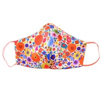 Tie-Me-Up! Tie-Me-Up Silk Mask Flying Colors Red
