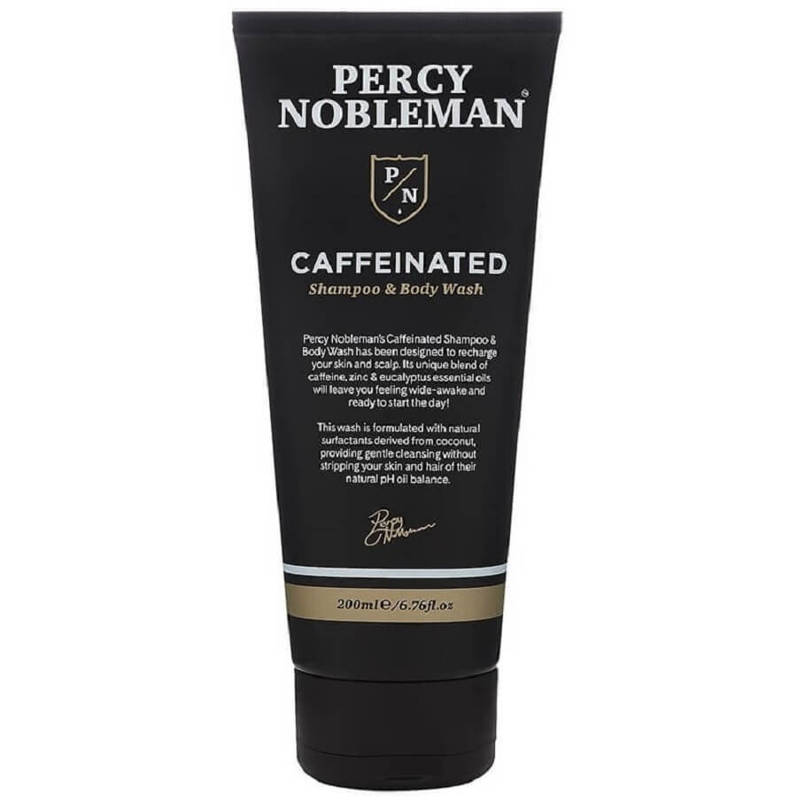 Percy Nobleman - Caffeinated Shampoo & Body Wash -