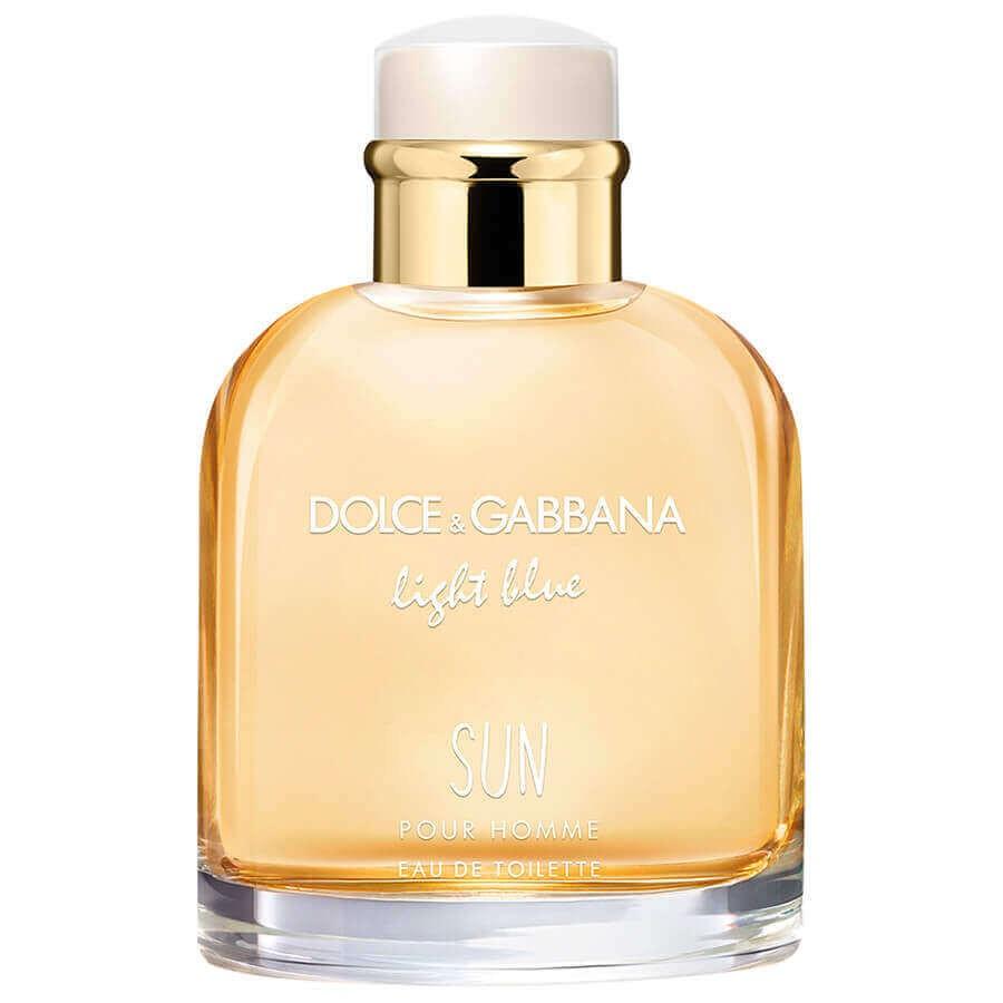 Dolce&Gabbana - Light Blue Pour Homme Sun Eau de Toilette - 125 ml