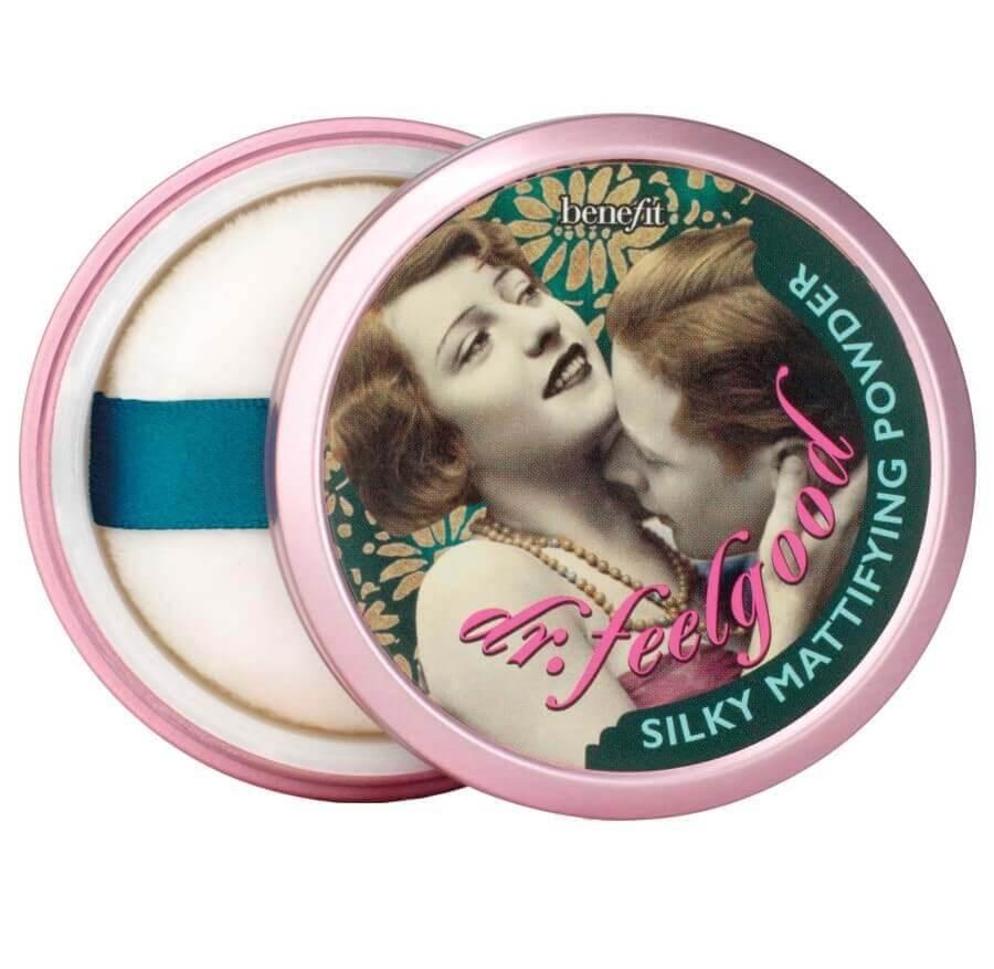Benefit Cosmetics - Powder Dr. Feelgood Silky Mattifying Powder -