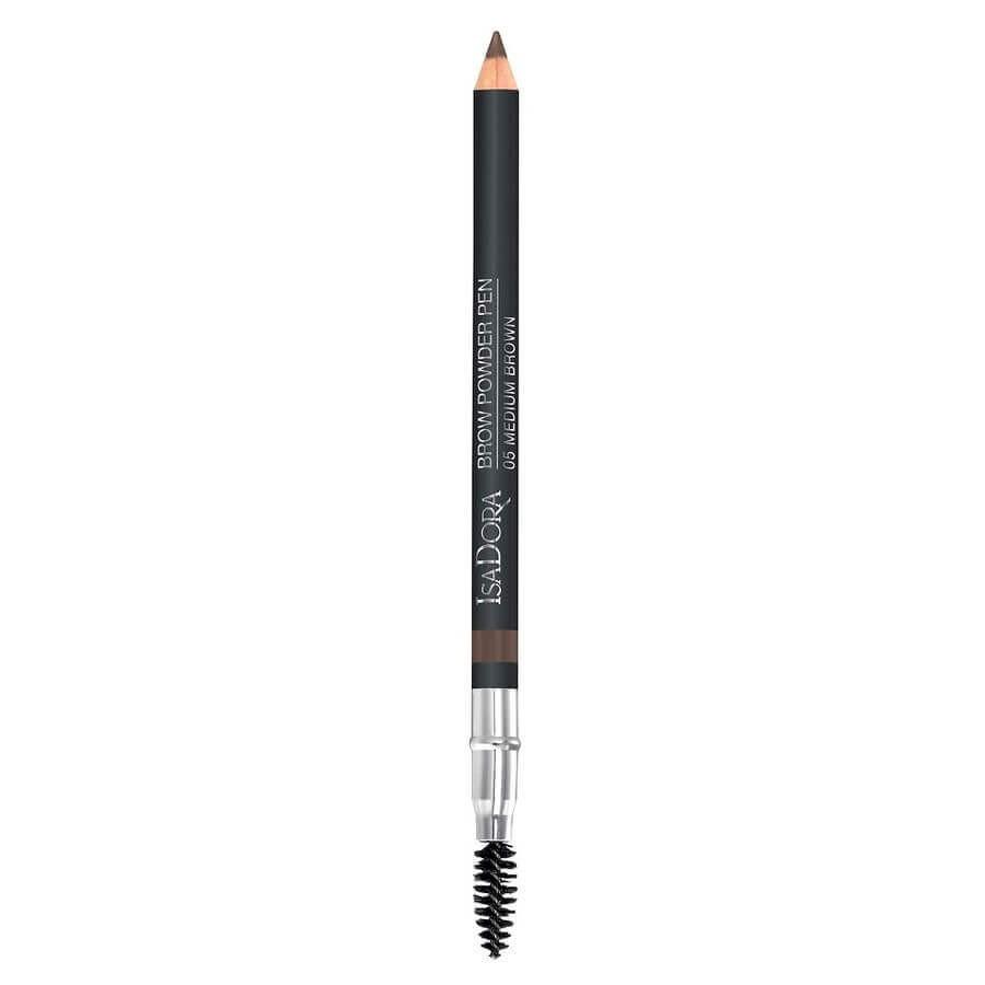 IsaDora - Brow Powder Pen - 03 - Dark Brown