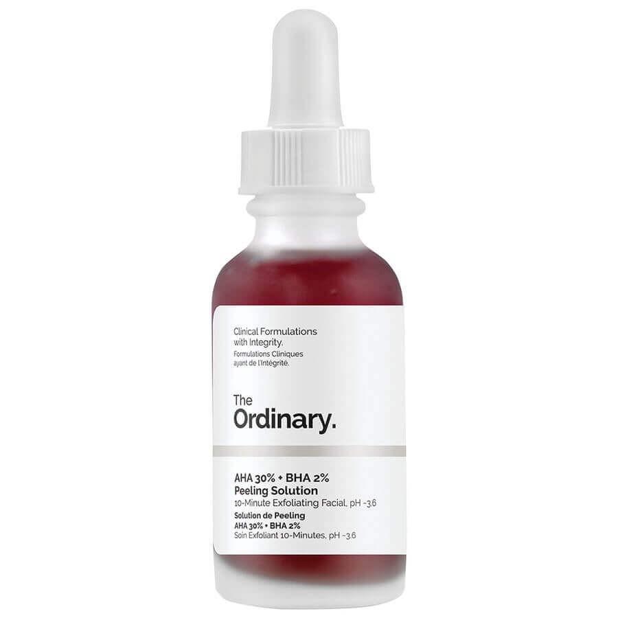 The Ordinary - AHA 30% + BHA 2% Peeling Solution -