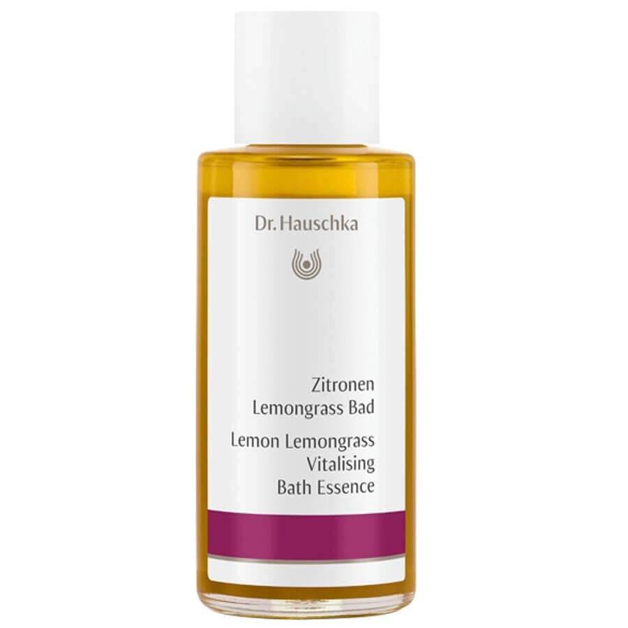 Dr. Hauschka - Lemon Lemongrass Vitalising Bath Essence -
