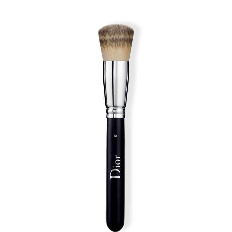 DIOR - Dior Backstage Full Coverage Fluid Foundation Brush N°12 -