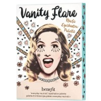 Benefit Cosmetics Vanity Flair Nude Eye Palette