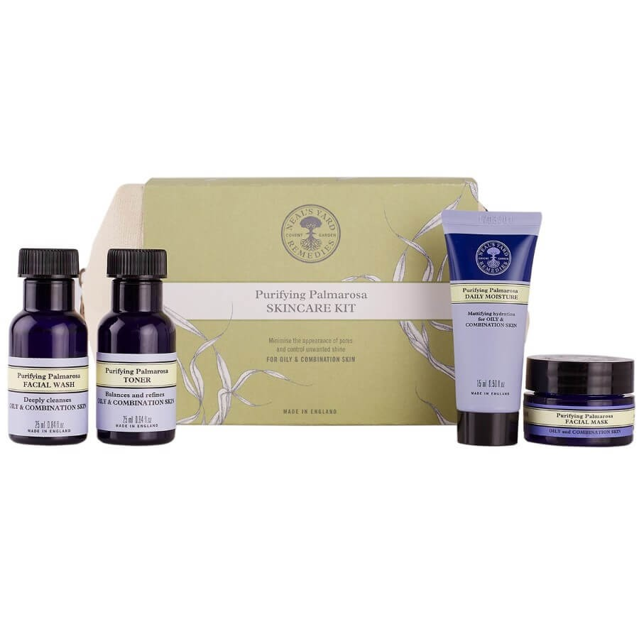 Neal's Yard Remedies - Oil and Combination Skincare Kit -