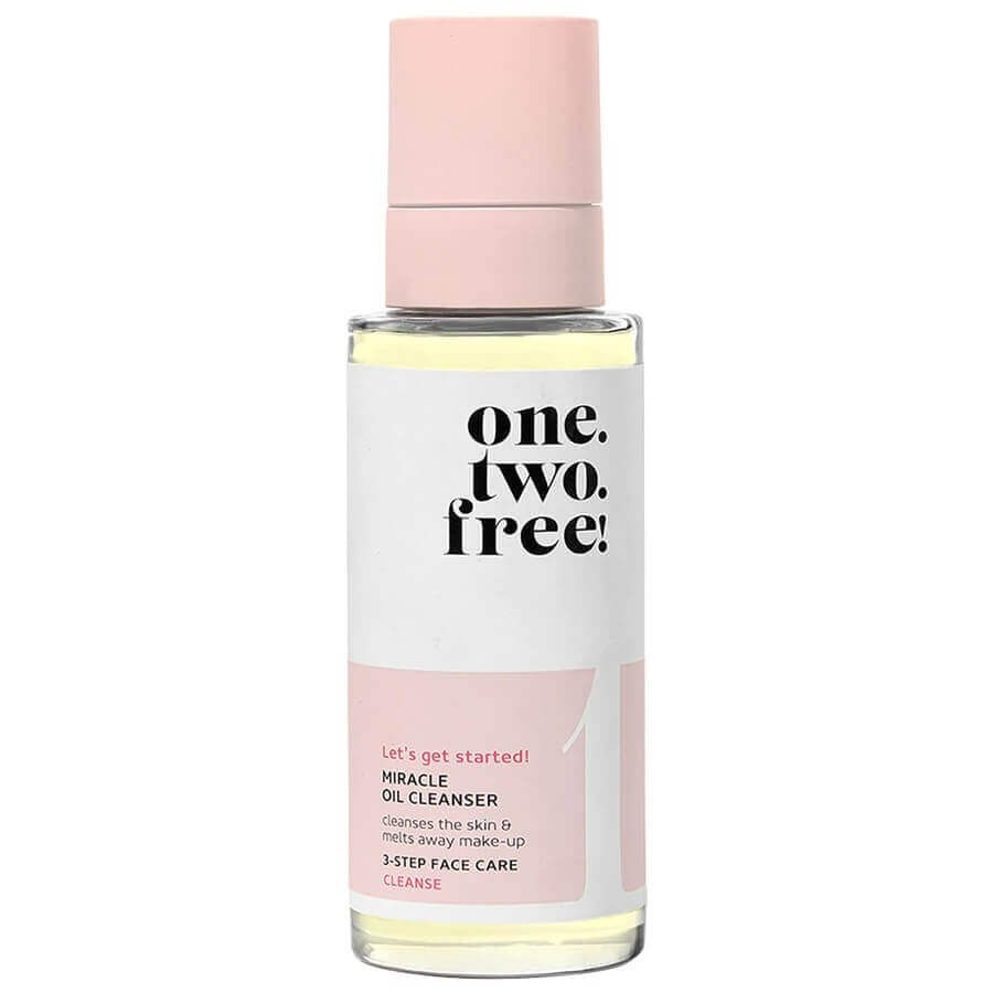 one.two.free! - one.two.free! Miracle Oil Cleanser -