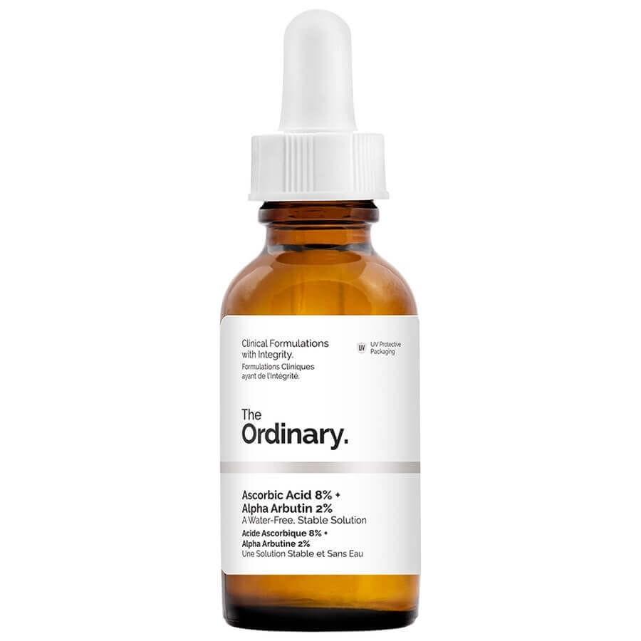 The Ordinary - Ascorbic Acid 8% + Alpha Arbutin 2% -