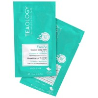 Teaology Purity Shower Body Wipe Multipack