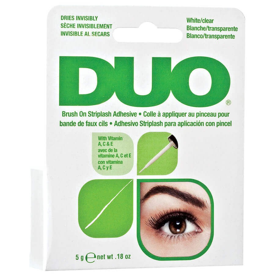 Ardell - Duo Glue Duo Brush On Adhesive With Vitamins -