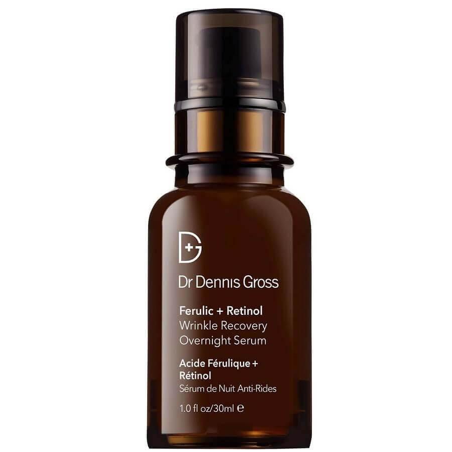 Dr Dennis Gross - Ferulic + Retinol Wrinkle Recovery Overnight Serum -