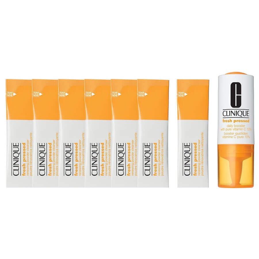 Clinique - Fresh Pressed™ 7-Day System With Pure Vitamin C -
