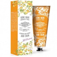 Institut Karité Almond & Honey Shea Hand Cream