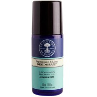 Neal's Yard Remedies Roll On Deodorant Peppermint&Lime