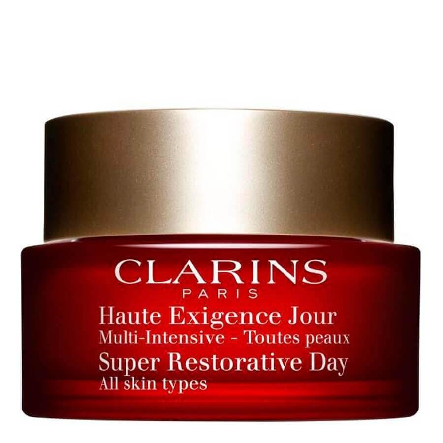 Clarins - Super Restorative Day Cream All Skin Types -