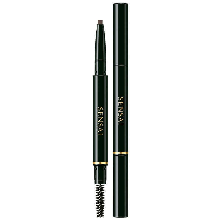 Sensai - Styling Eyebrow Pencil - 01 - Warm Brown