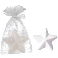 Anne Star Soap Silver