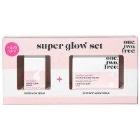 one.two.free! Glow Set Limited Edition