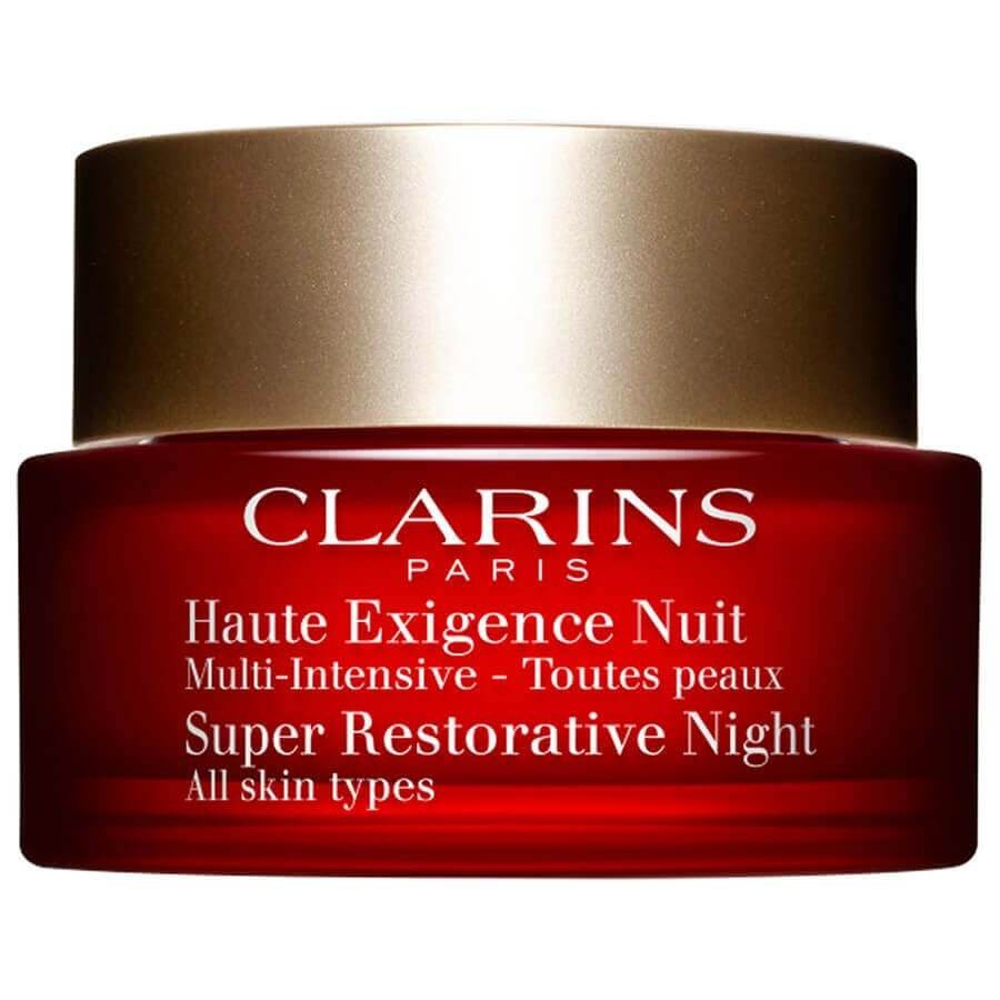 Clarins - Super Restorative Night Cream All Skin Types -