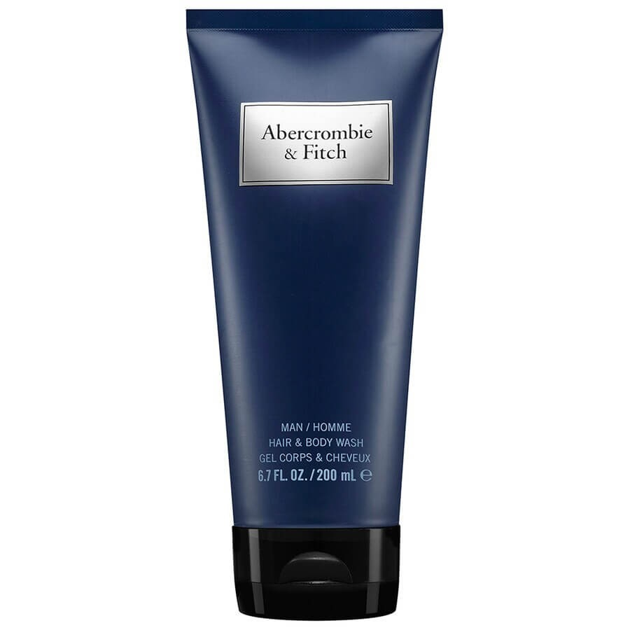 Abercrombie & Fitch - Men Blue Hair & Body Wash -